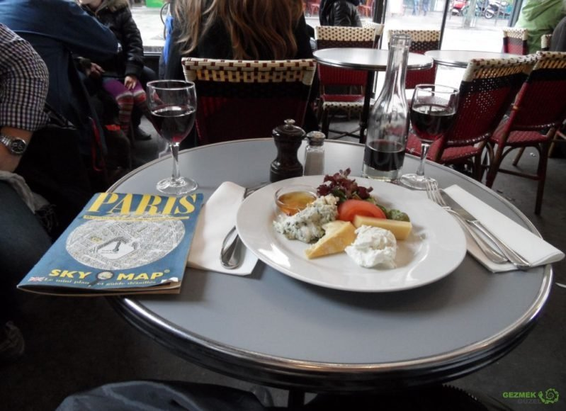 Balayı Turları, Cafe tur