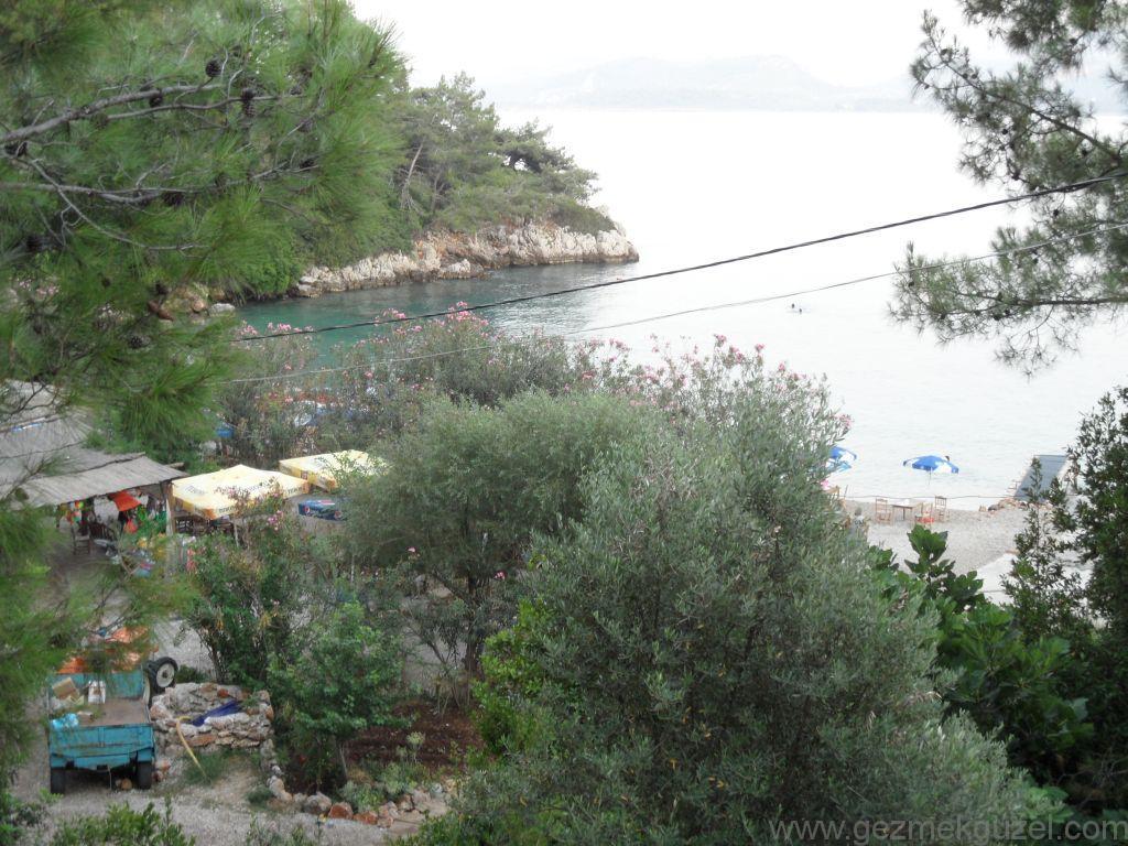 Çınar Plajı, Akyaka Tatili