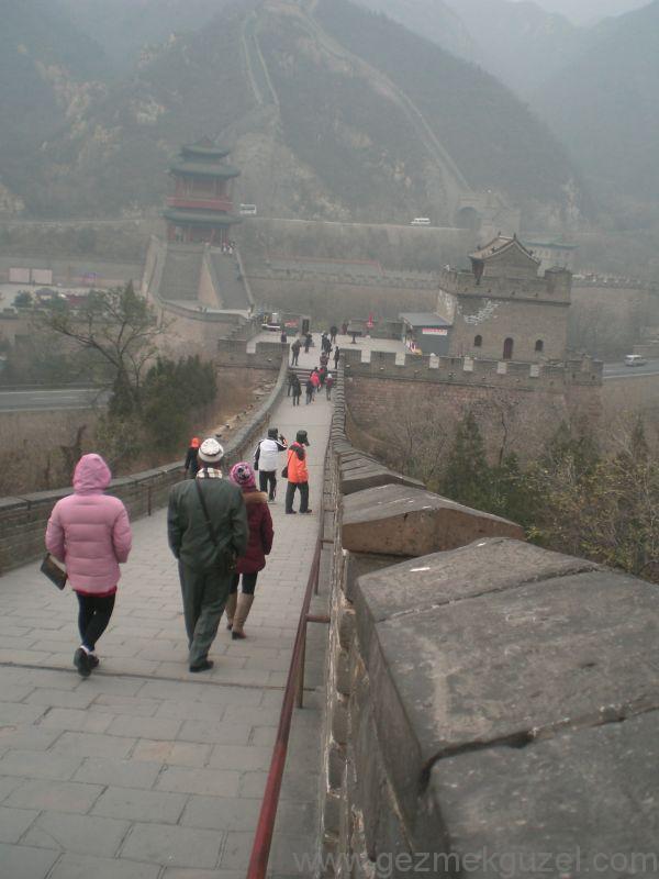 Çin seddi Çin görülecek yerler