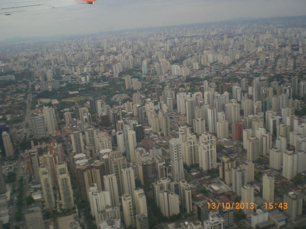 Sao Paulo Görünümü