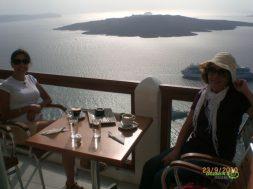 Santorini Gezilecek Yerler, Yunan Adası Gezisi Notları