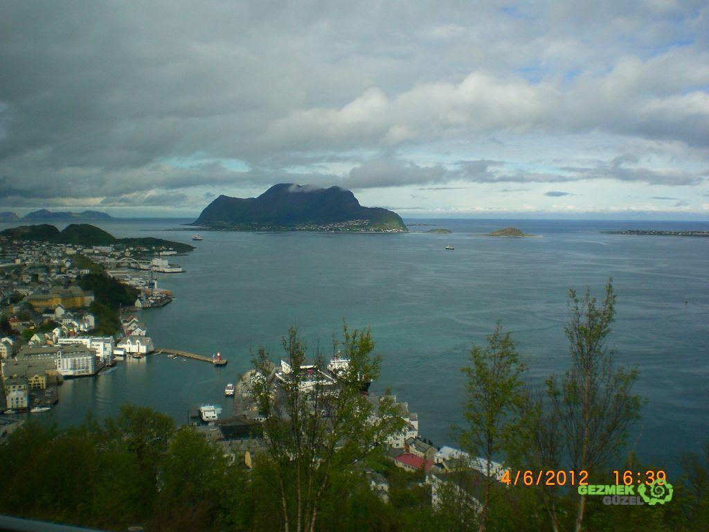 Alesund - Norveç Fiyortları