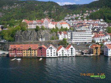 Norveç Fiyortları – Bergen Kıyıları