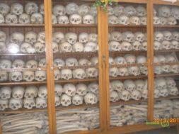Nea Moni Manastırı Kafatasları, Sakız Adası Gezisi
