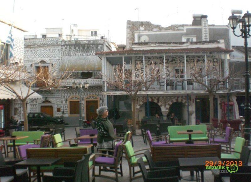 Pirgi Köyünün İşlemeli Evleri, Sakız Gezisi