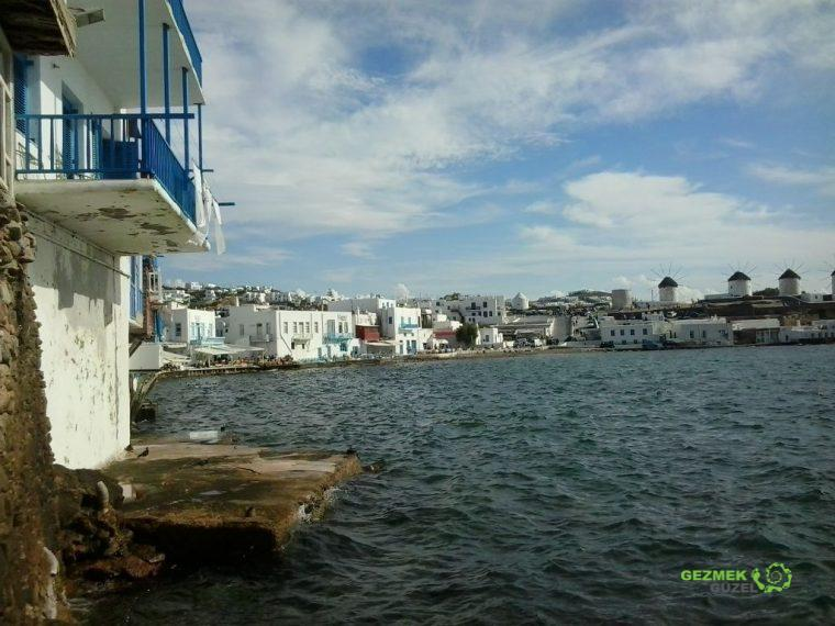 Mikonos Adası, Rodos - Mikonos - Santorini Gezisi
