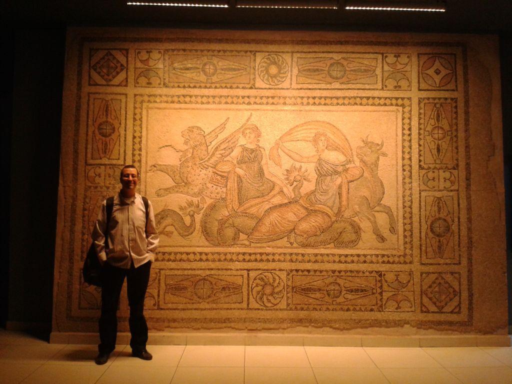 Zeugma Müzesinde