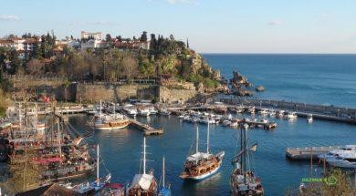 2 Günlük Antalya Turu, Antalya Gezilecek Yerler, Kale İçi Marina
