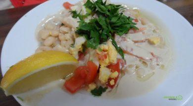 2 Günlük Antalya Turu, Antalya Yemekleri, Antalya Piyazı