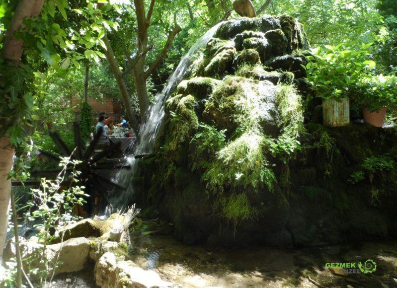 Akçaşehir, Tire Gezilecek Yerler