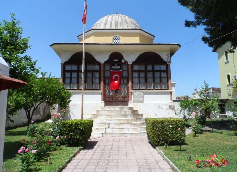 Necippaşa Kütüphanesi, Tire Gezilecek Yerler