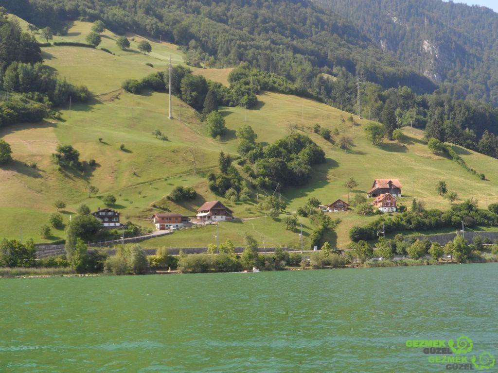 Luzern Gölü Tekne Turu, Luzern Gezilecek Yerler