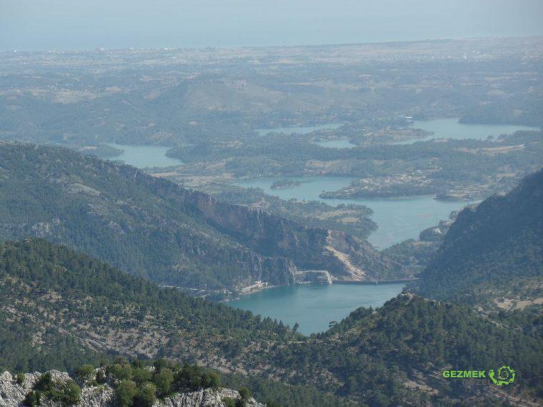 Manavgat Baraj Gölü, Manavgat Gezilecek Yerler