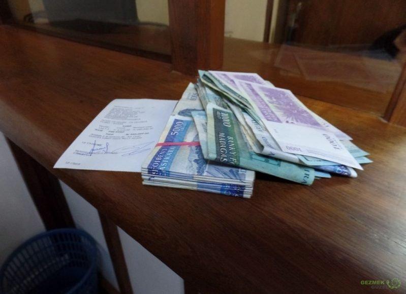 Madagaskar Parası Ariary, Madagaskar Vizesi