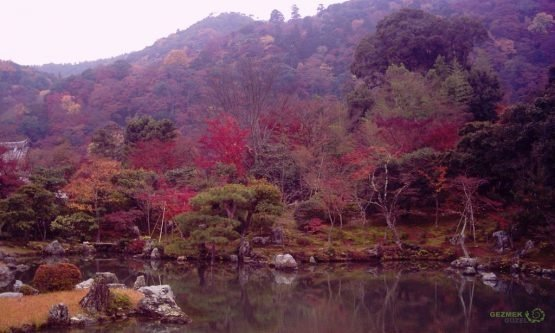 Kızıl Yaprak Avı, Kyoto'da Sonbahar