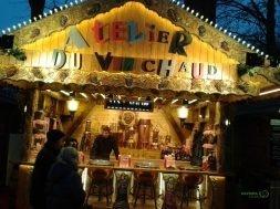 Noel Pazarı – Pariste Noel