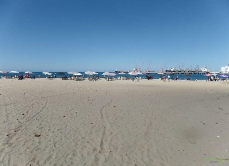 Tamatave Sahili ve Limani