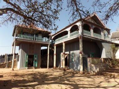 Kraliyet Sarayı Kraliçenin Evi, Antananarivo Gezilecek Yerler