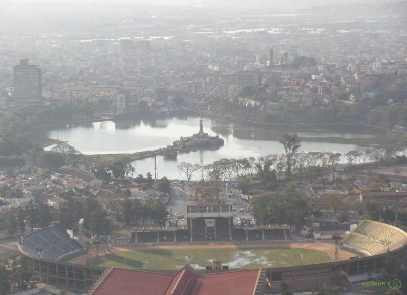Lac Anosy, Antananarivo Gezilecek Yerler