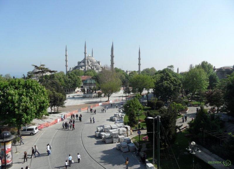 Sultanahmet, Tarihi Yarımada