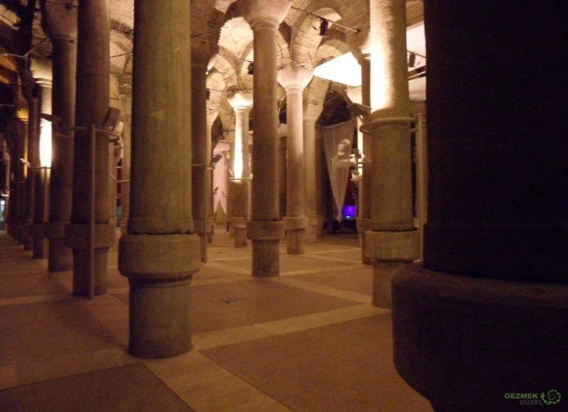Yerebatan Sarnıcı, Tarihi Yarımada