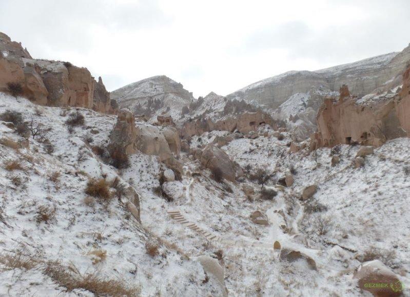 Zelve Açıkhava Müzesi, Kapadokya Gezisi
