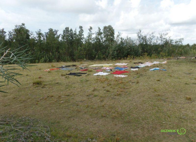 Kurutulan Çamaşırlar, Madagaskar Gezi Notları