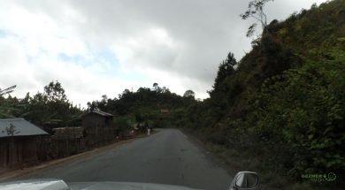 Madagaskar'da Ulaşım, Yollar