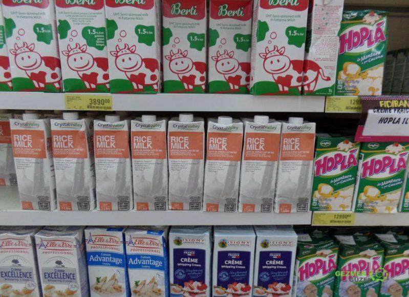 Pirinç Sütü, Madagaskar Gezi Notları