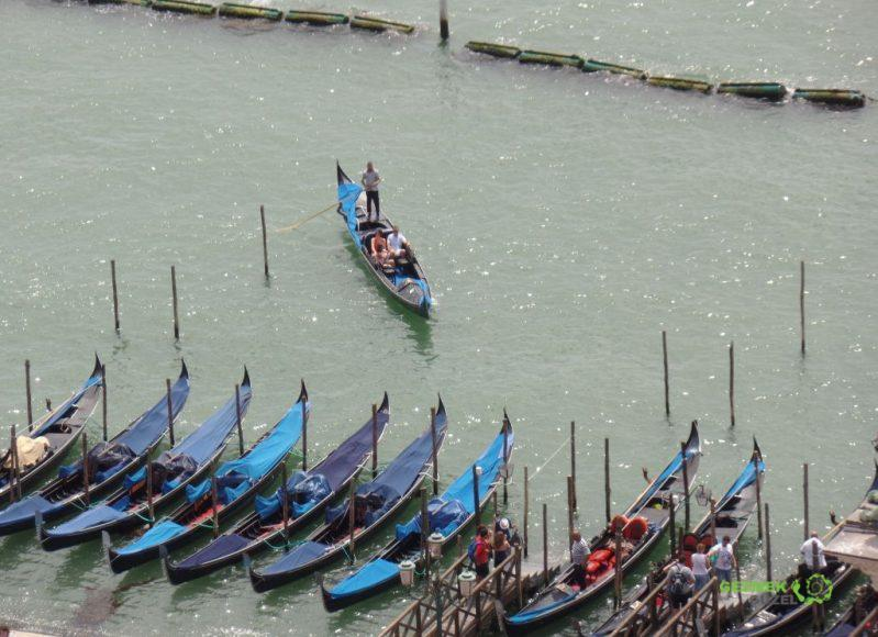 Venedik Gondolları, Venedik Gezilecek Yerler