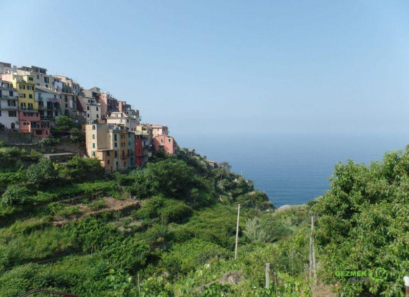 Corniglia, Cinque Terre Gezisi