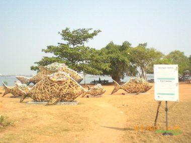 Fish Cemetery, Cochin