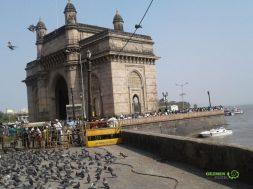 Gate of India, Mumbai Gezi Notları; Güney Hindistan – Maldivler – Sri Lanka Gemi Turu Gezi Notları