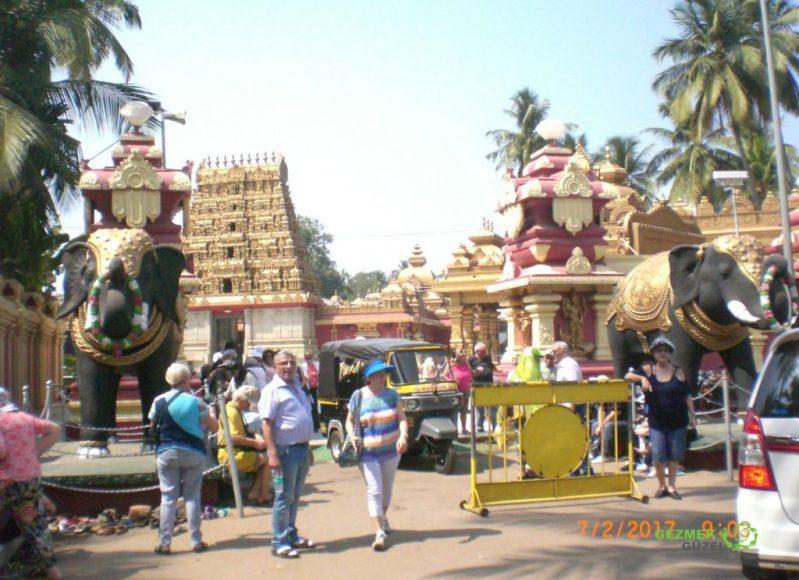 Karnataka Tapınağı, Mangalore Gezilecek Yerler