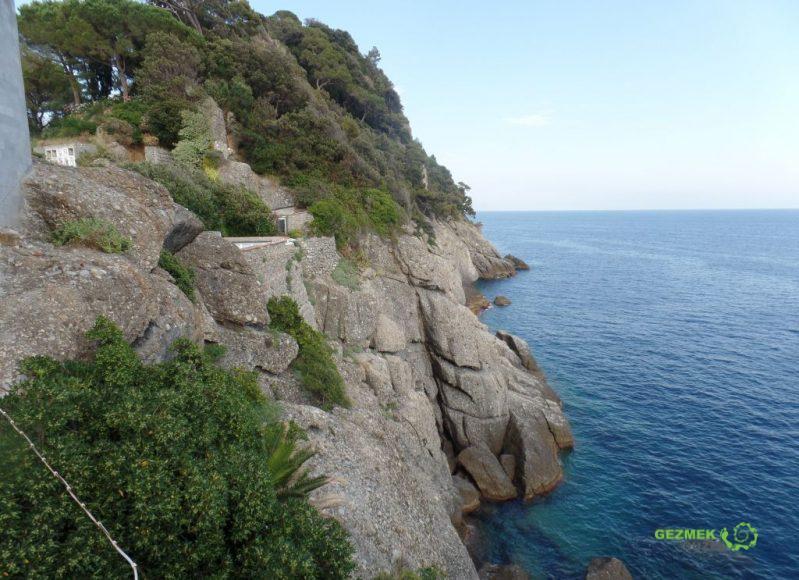Portofino'nun arka yamacı, Portofino Gezisi