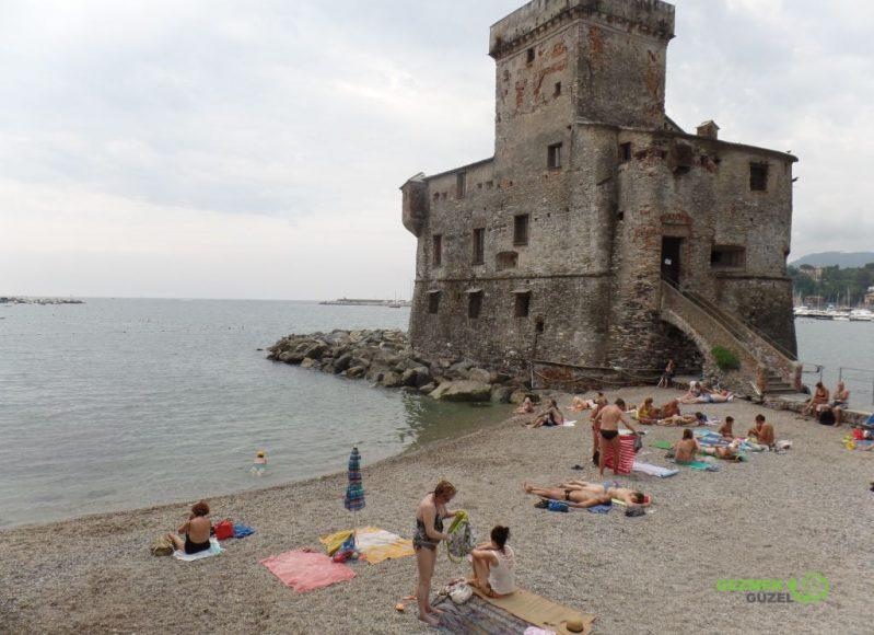 Rapallo Sahili, Rapallo Gezi Notları, İtalya Gezisi Notları