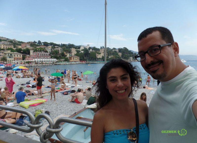 Santa Margarita, Rapallo Gezi Notları, İtalya Gezisi Notları