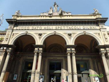 Bologna Porticoları, Bologna Gezisi