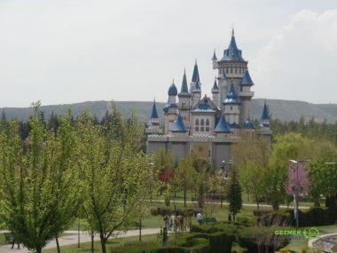 Masal Şatosu, Sazova Parkı