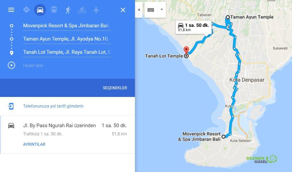 Kuta gezisi planı, Bali Gezi Planı, Endonezya Gezi Planı