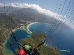 Pilot ve Siz, Fethiye Yamaç Paraşütü; Babadağ'dan Tandem Uçuşu