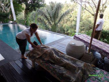 Bali Masajı, Villa Shamballa Bali, Bali'de Balayı