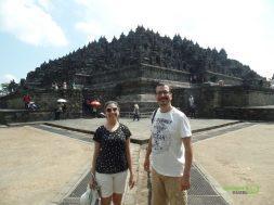 Borobodur Tapınağı, Yogyakarta Gezisi