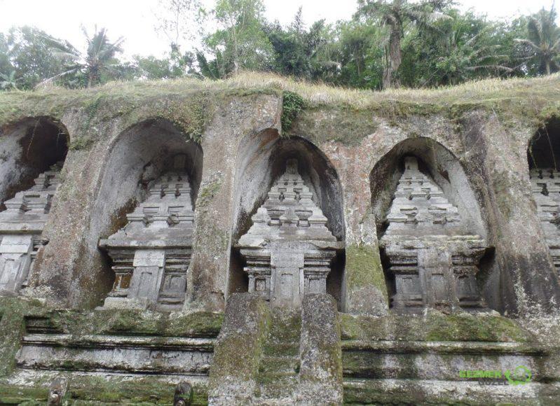 Gunung Kawi Tampaksiring, Ubud Gezilecek Yerler, Bali Gezisi