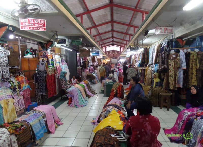 Pasar Beringharjo, Yogyakarta Gezisi