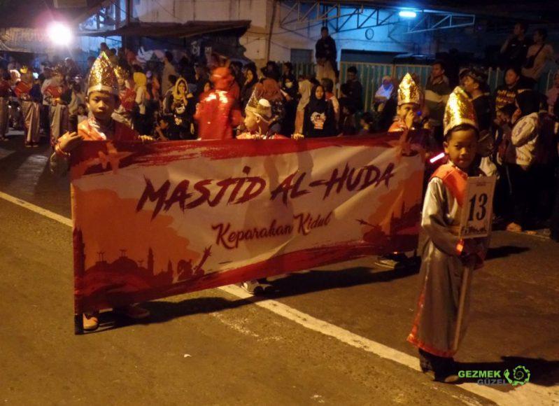 Ramazan Kutlaması, Yogyakarta Gezisi