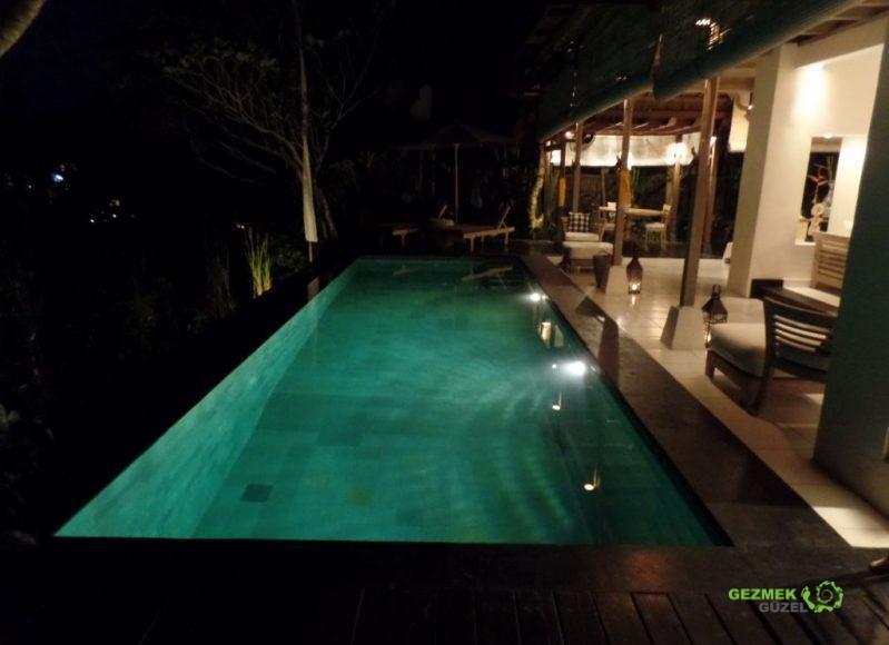 Villa Shamballa Bali Havuzu, Bali'de Balayı