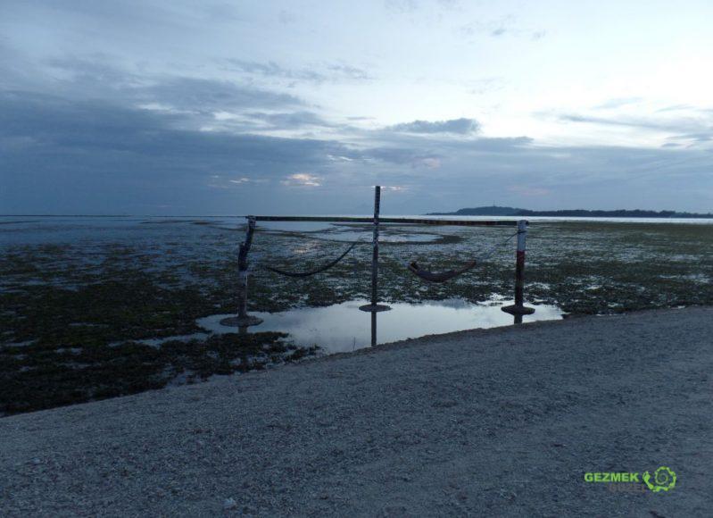 Gili Air Salıncak, Hamak, Gili Adaları