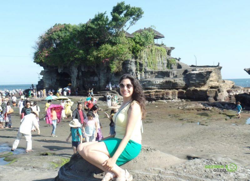 Pura Tanah Lot tapınağı, Bali Adası Tapınakları