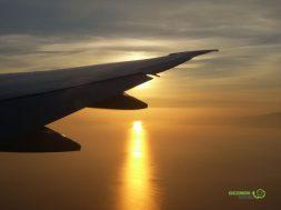 Uçaktan Manzara, Bindiğimiz En Ufak Uçak, Uçakta Yangın, Uçak Yolculuklarında Başımıza Gelen Sıra Dışı Olaylar ve Yolcu Hakları